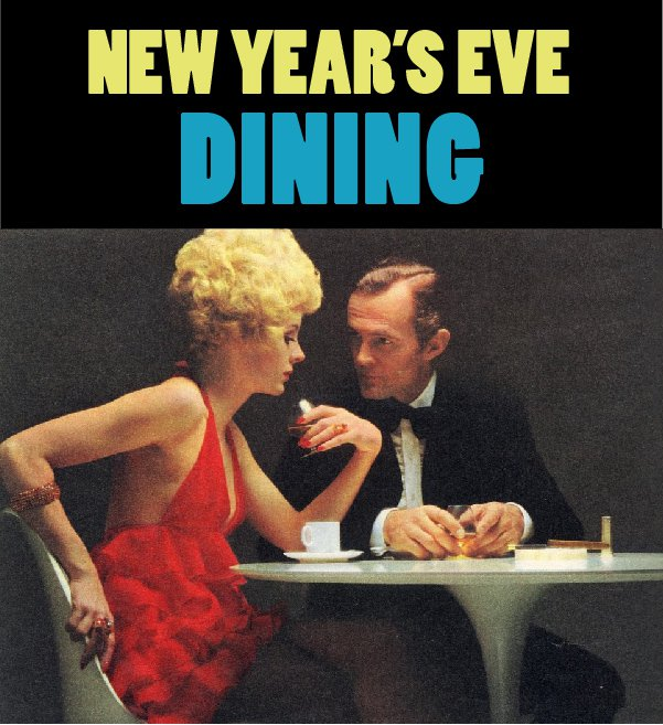 Vintage New Year's Eve