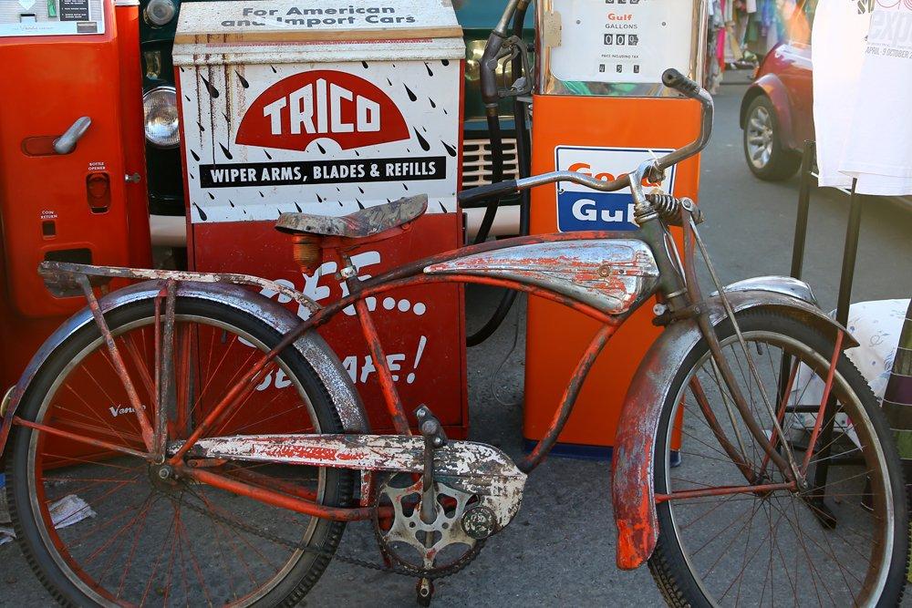 bike car boot sale