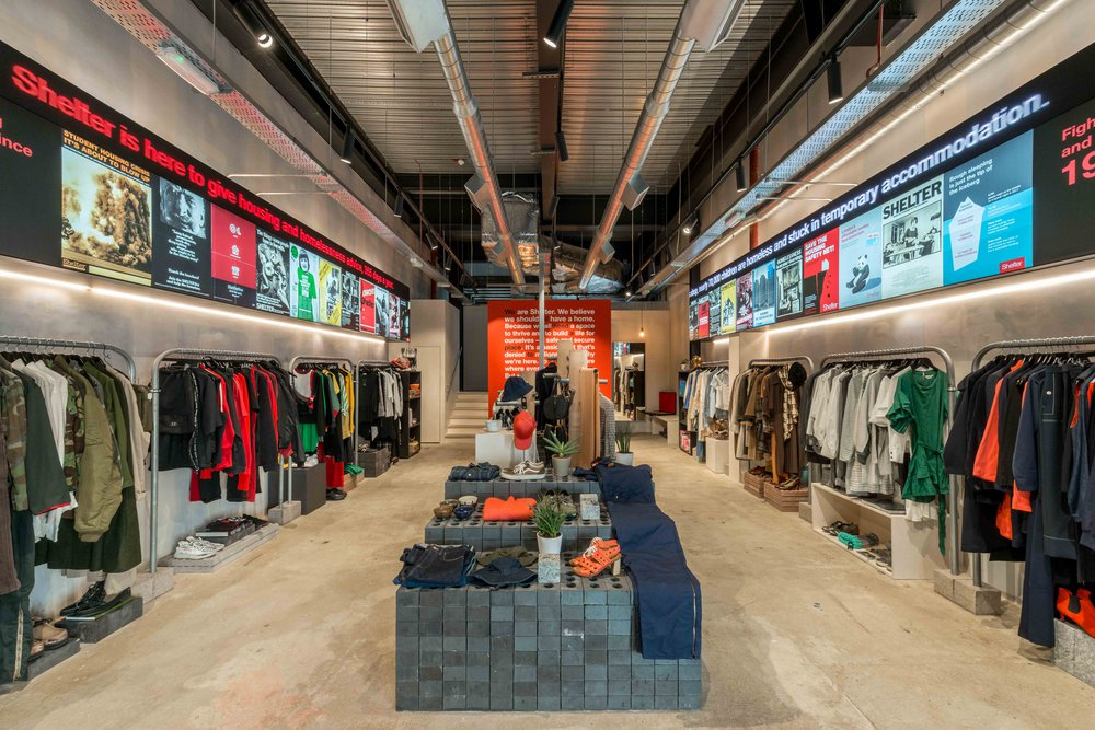 Boutique By Shelter Coal Drops Kings Cross Hemingway Design