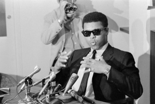 Blog - Wayne Hemingway on Muhammad Ali