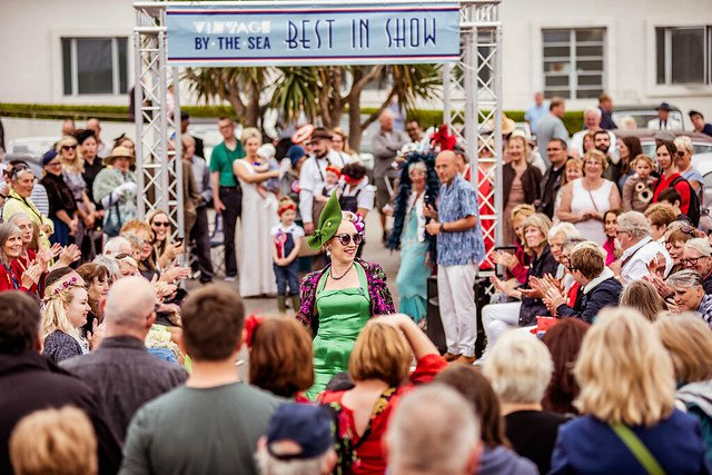 Best in Show for Vintage by the Sea 2018