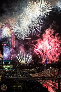 new year's eve 2016 southbank fireworks