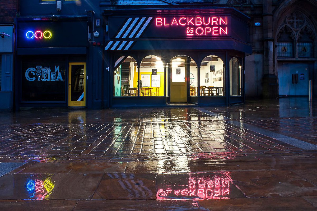 blackburn is open 2