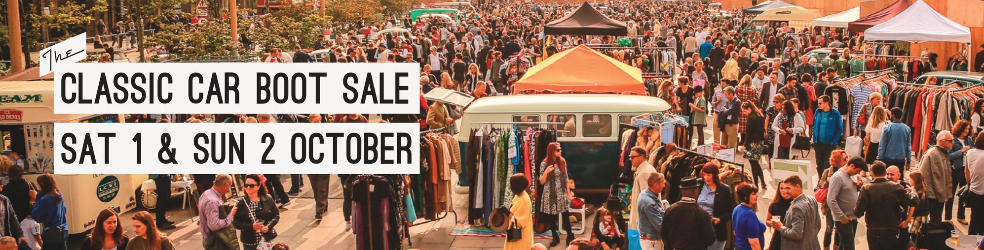 CLASSIC CAR BOOT SALE OCTOBER KINGS CROSS