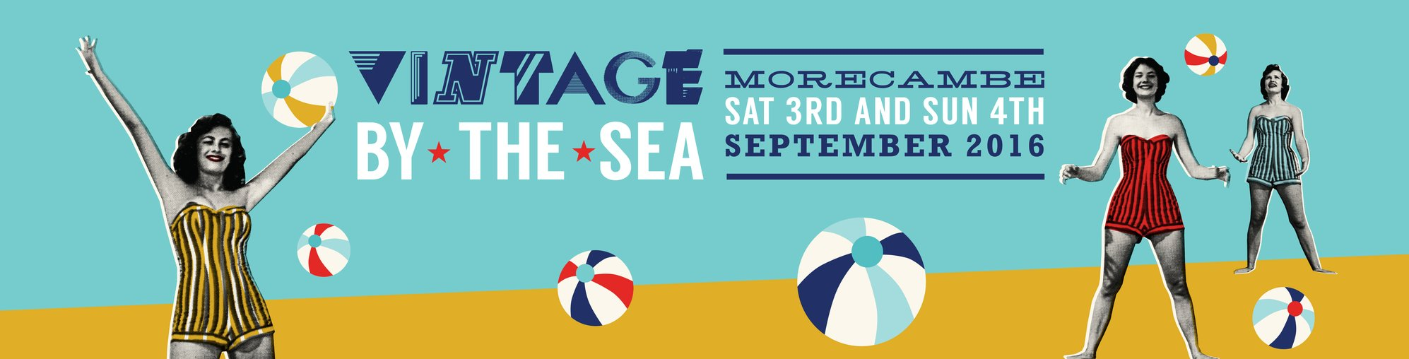 vintage by the sea morecambe cover photo