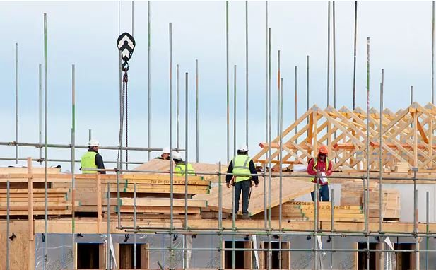 The Stranglehold On The UK House Building Industry