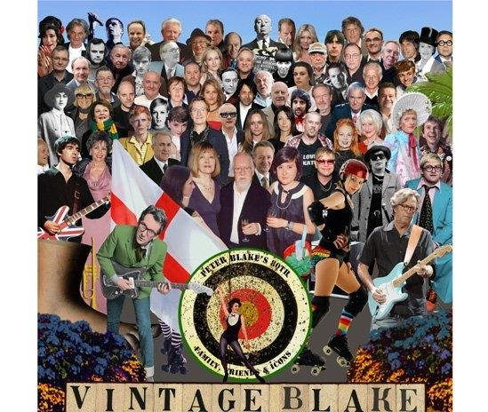Blog, Sir Peter Blake