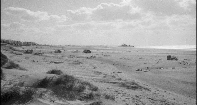 camber sands beach dunkirk 1958