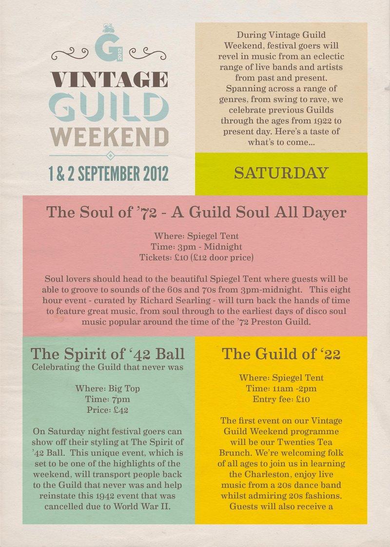 vintage preston guild flyer 2012
