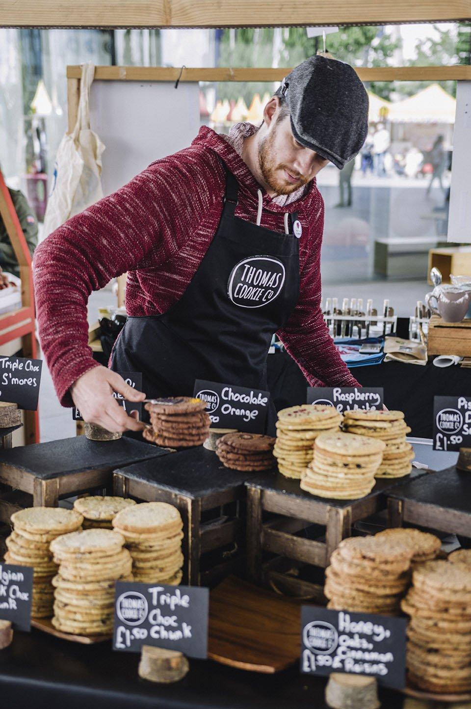 cookies urban village fete greenwich food