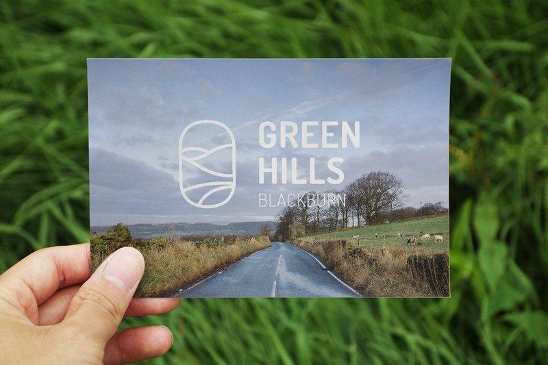 Blackburn Green Hills