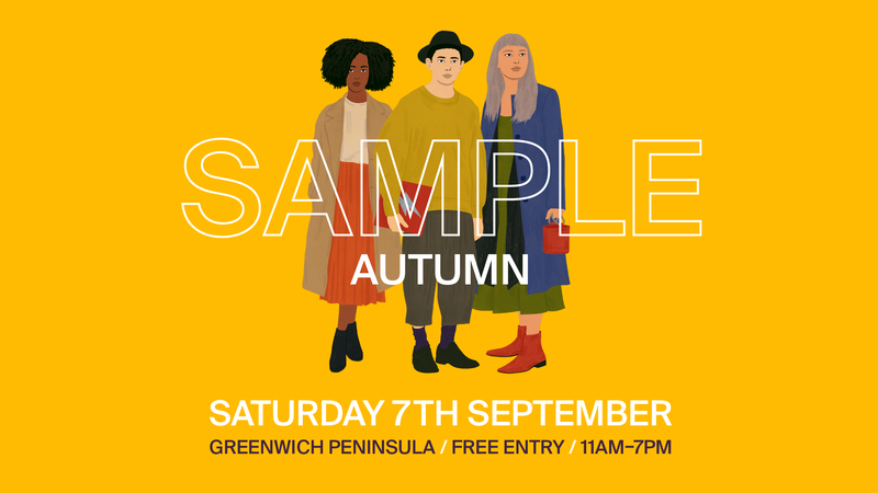 sample autumn banner