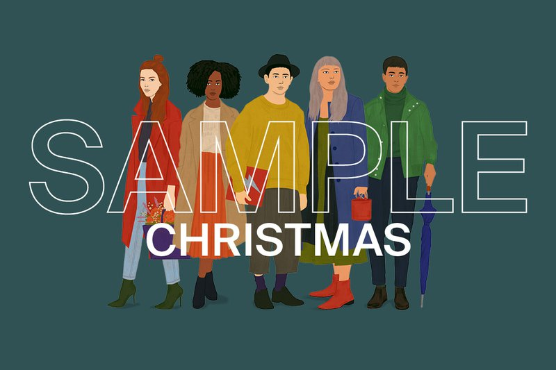 sample christmas 2018