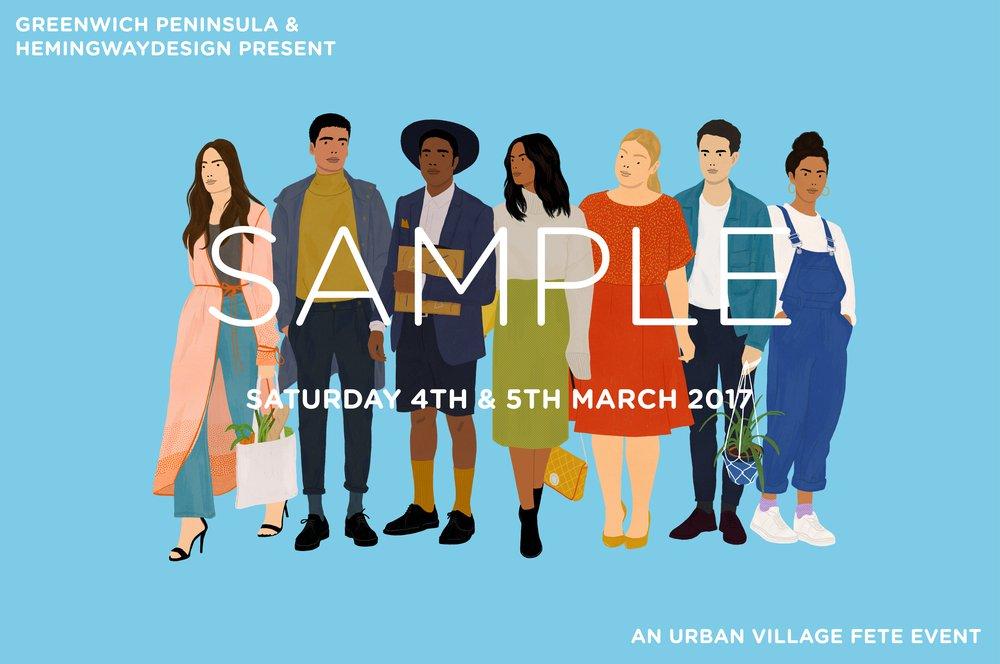 sample urban village home page