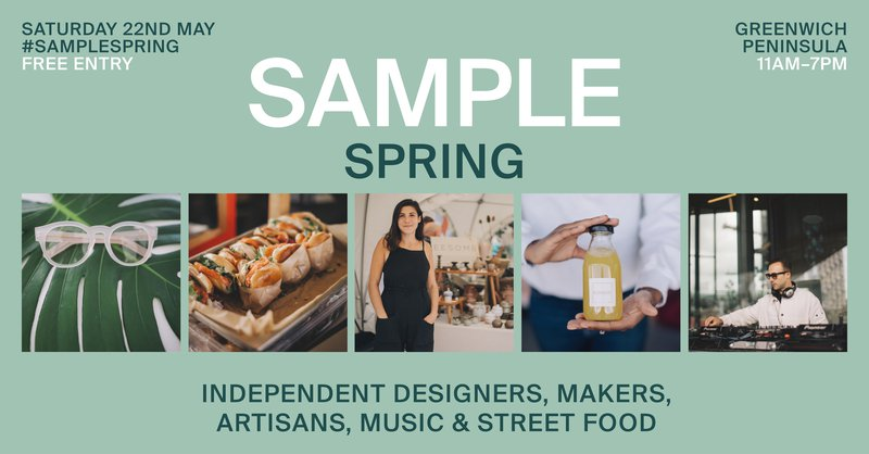 sample spring fb banner