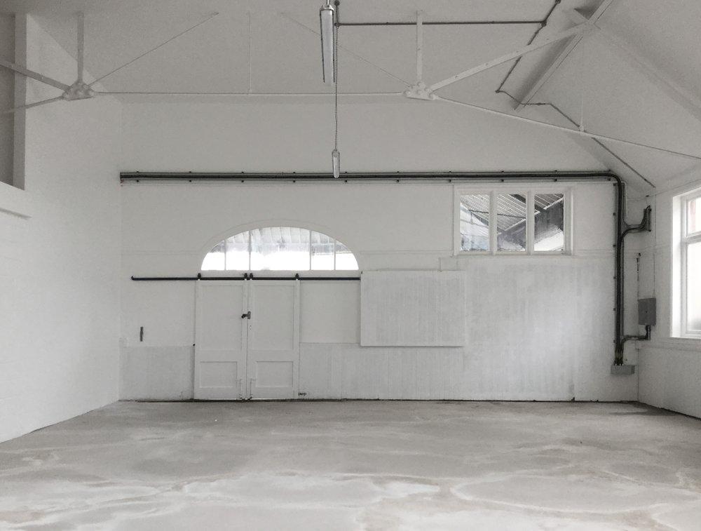 The space at Bognor Regis station