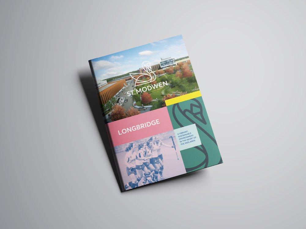 st modwen brochure rebrand