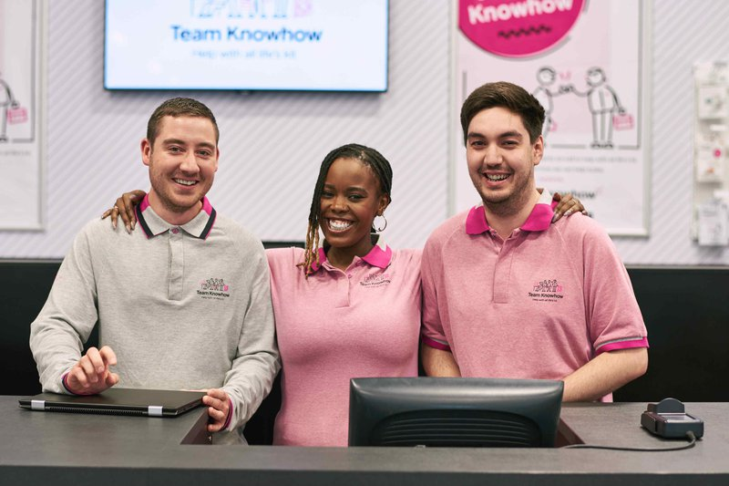 team knowhow uniform