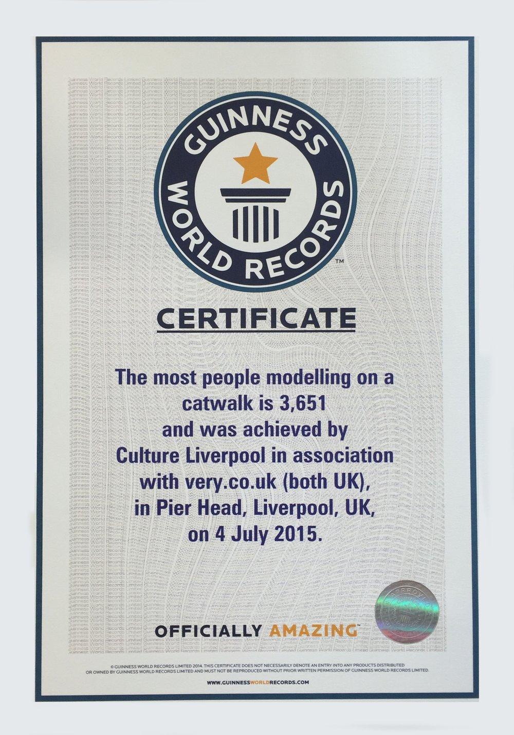 World Record - T175