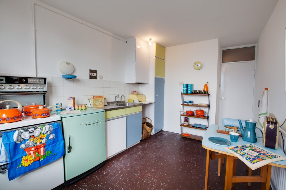 Balfron Tower Kitchen