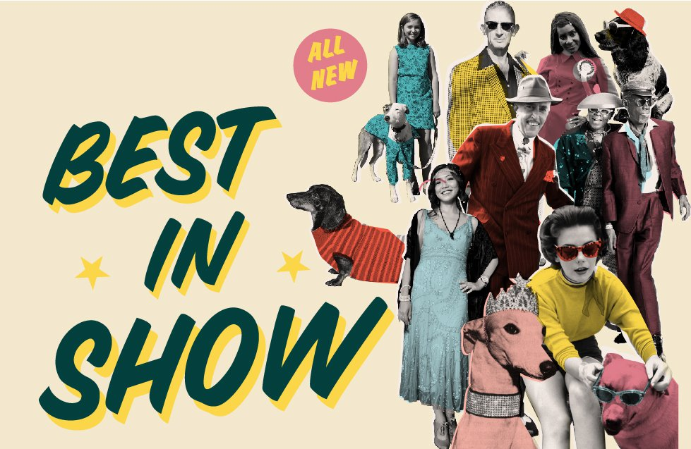 best in show vintage by the sea