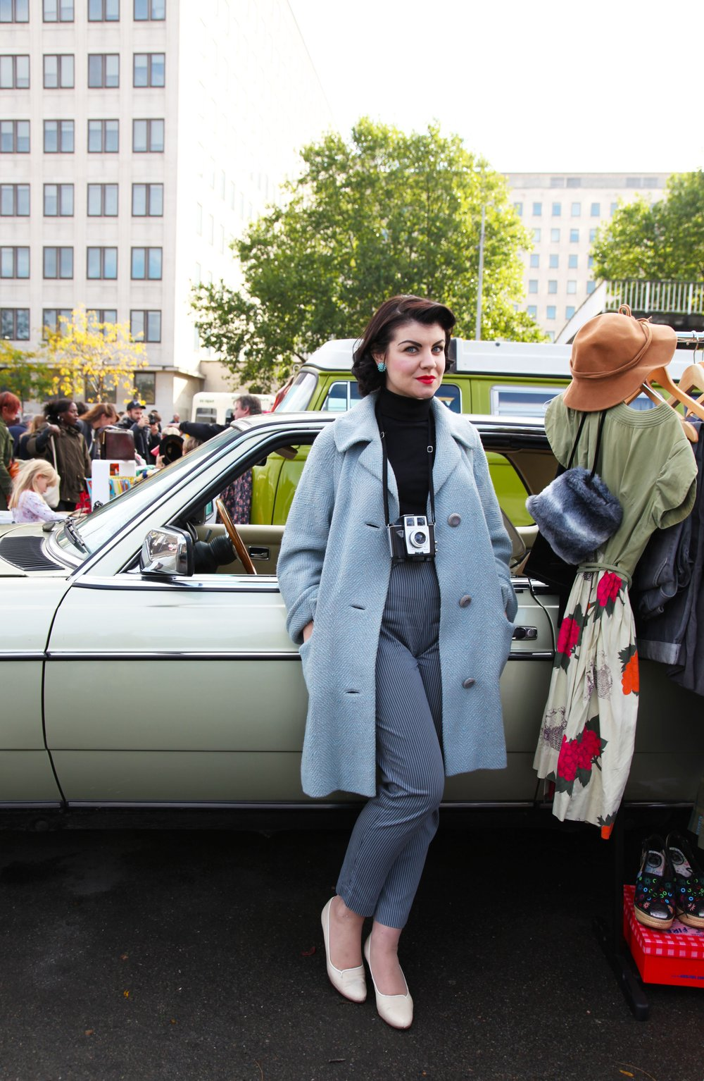How to shop a car boot sale, according to fashion s most stylish- and Car boot sales fashion