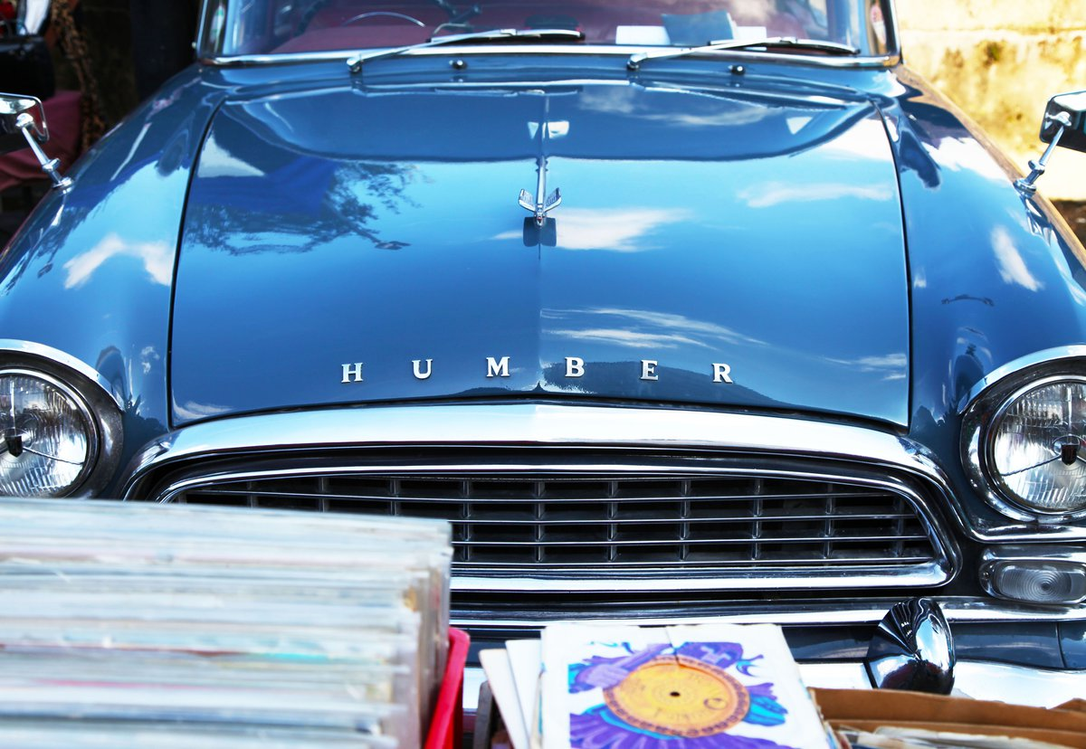 Classic Car Boot Sale Humber