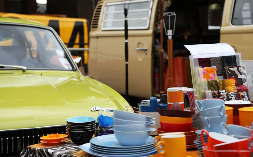 Classic Car Boot Sale Trader