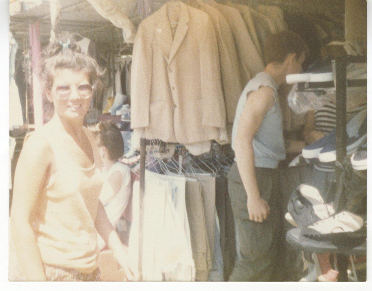 Blog - Gerra on Camden 1981