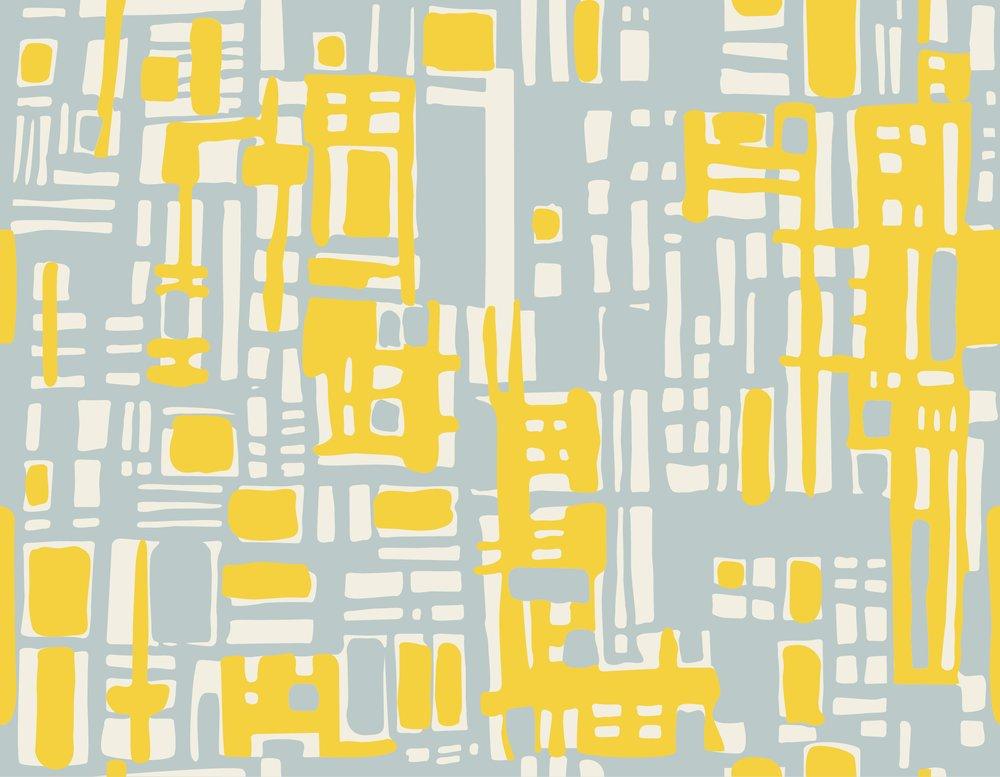 HemingwayDesign Textiles Texture Grey