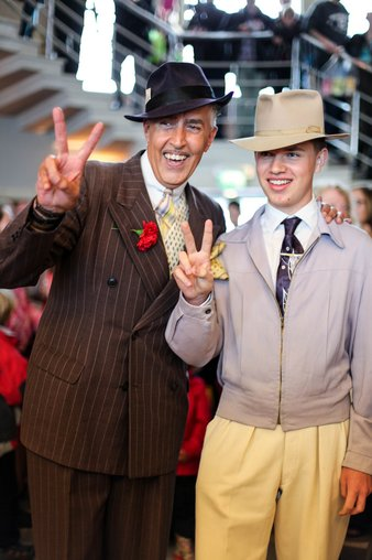 viv the spiv best in show midland hotel vintage by the sea