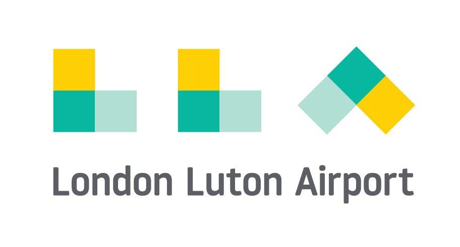 luton airport logo
