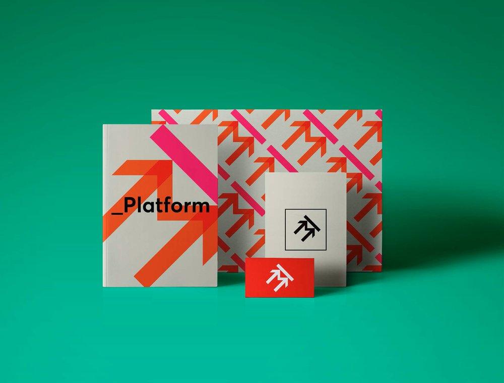 The platform bognor regis branding