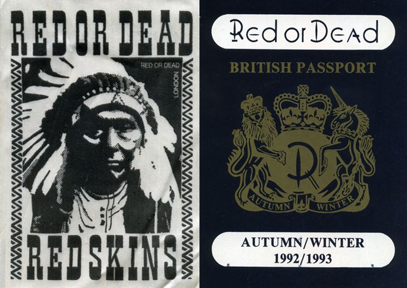 Red or Dead History