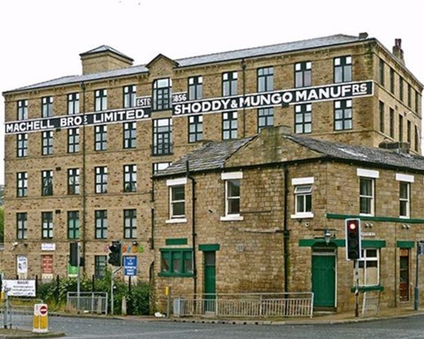 Blog - Shoddy Yard Mill