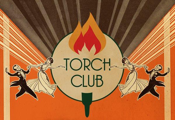 Vintage Torch 1