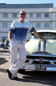 vintage by the sea classic car morecambe midland hotel