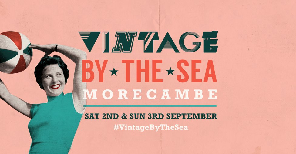 vintage by the sea morecambe