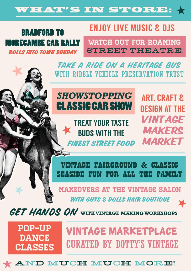 whats in store vintage by the sea morecambe