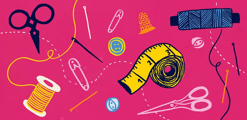 workshop sewing